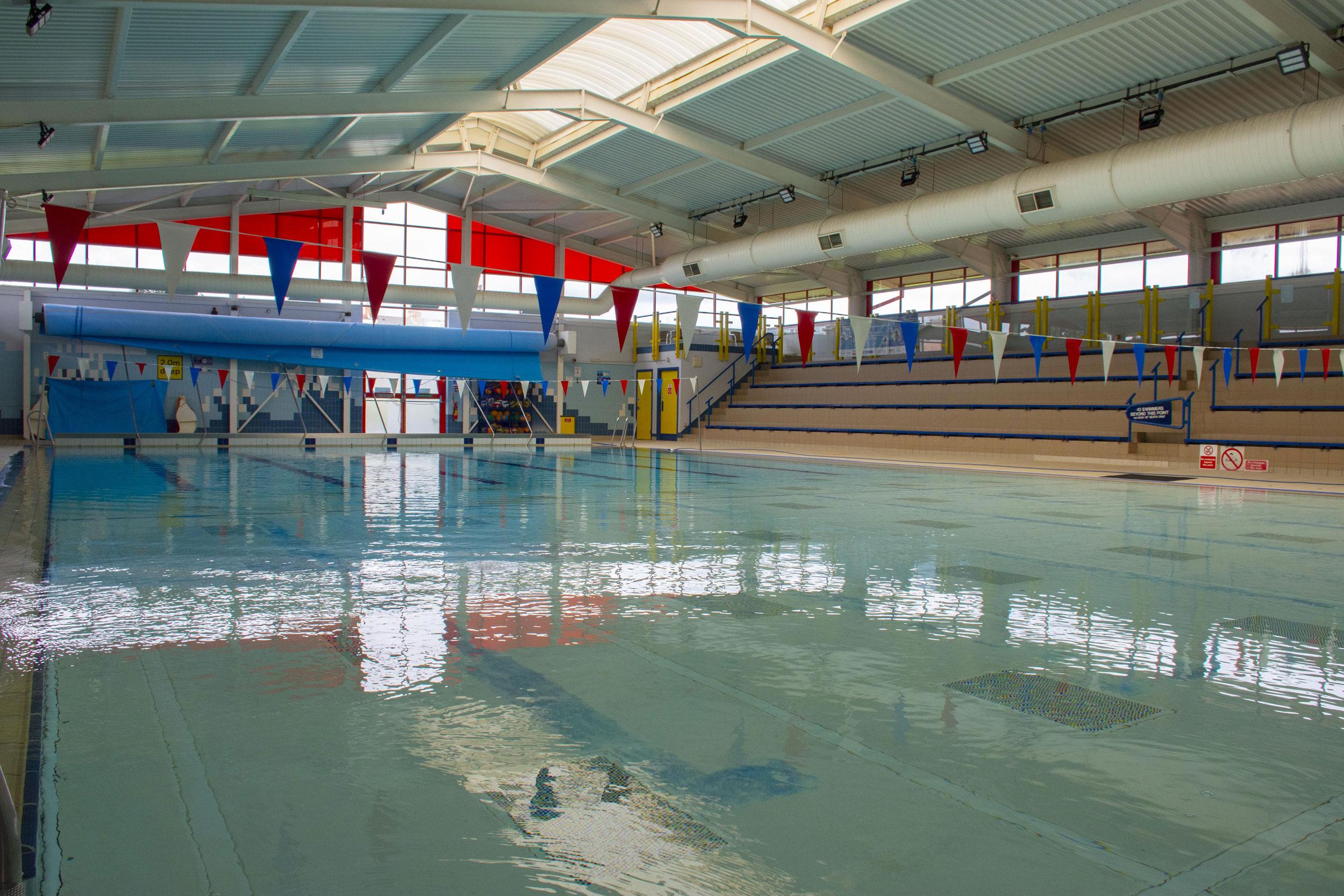 Leisure Centres Find Out About Our 4 Leisure Centres Ashfield District Council