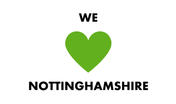 We Love Nottinghamshire